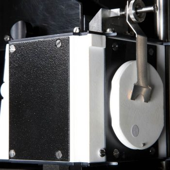 Specord® PLUS - Ulbricht´sche Kugel gekippt mit Probe