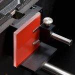 Specord® PLUS - Feststoffhalter (Probe-rot)