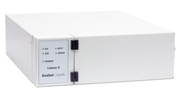 Goebel Instrumentelle Analytik - HPLC Celeno DAD II