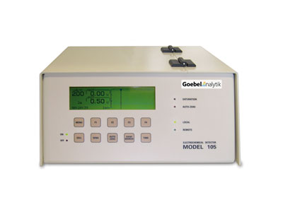 Goebel Instrumentelle Analytik - HPLC Elektrochemischer Detektor 105
