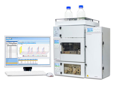 Goebel Instrumentelle Analytik - Isokratisches System - HPLC System Celeno DAD II