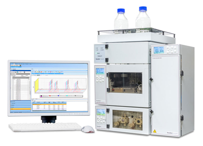 Goebel Instrumentelle Analytik - HPLC System Celeno DAD II